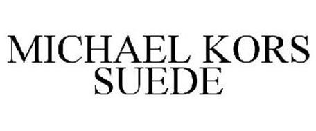 MICHAEL KORS SUEDE