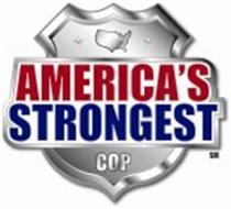 AMERICA'S STRONGEST COP
