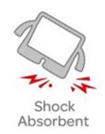 SHOCK ABSORBENT