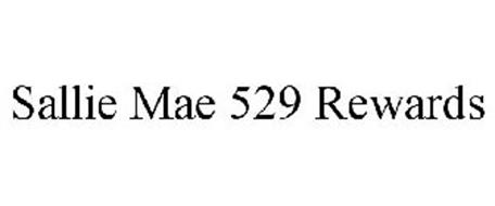 SALLIE MAE 529 REWARDS