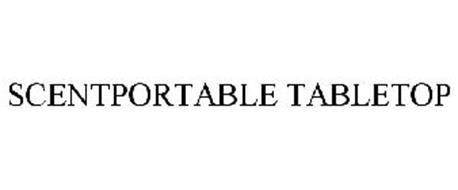 SCENTPORTABLE TABLETOP