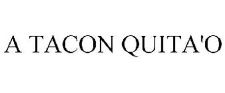 A TACON QUITA'O