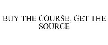 BUY THE COURSE, GET THE SOURCE