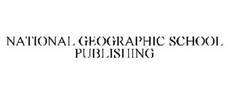 NATIONAL GEOGRAPHIC SCHOOL PUBLISHING