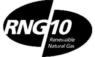 RNG 10 RENEWABLE NATURAL GAS