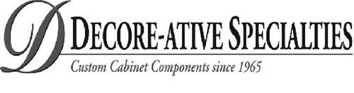 Decore Ative Specialties Inc Trademarks 30 From