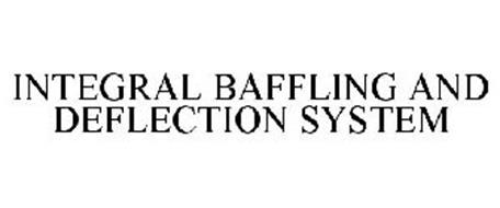 INTEGRAL BAFFLING AND DEFLECTION SYSTEM