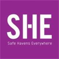 SHE SAFE HAVENS EVERYWHERE