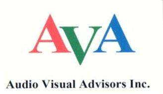 AVA AUDIO VISUAL ADVISORS INC.