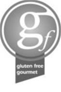 GF GLUTEN FREE GOURMET