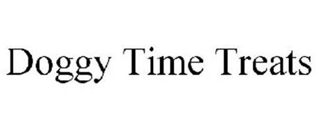 DOGGY TIME TREATS