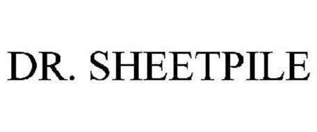 DR. SHEETPILE