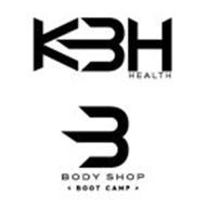 KBH HEALTH B BODY SHOP BOOT CAMP