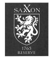 SAXXON 1765 RESERVE