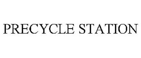 PRECYCLE STATION