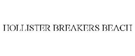 HOLLISTER BREAKERS BEACH