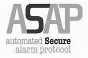 ASAP AUTOMATED SECURE ALARM PROTOCOL