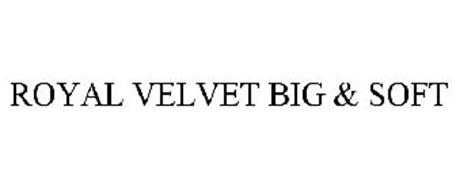 ROYAL VELVET BIG AND SOFT