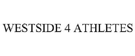 WESTSIDE 4 ATHLETES