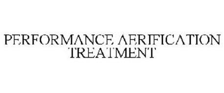 PERFORMANCE AERIFICATION TREATMENT