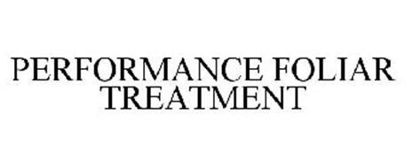 PERFORMANCE FOLIAR TREATMENT