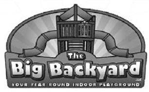 THE BIG BACKYARD LLC YOUR YEAR ROUND INDOOR PLAYGROUND