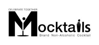 CELEBRATE TOGETHER MOCKTAILS BRAND NON-ALCOHOLIC COCKTAIL