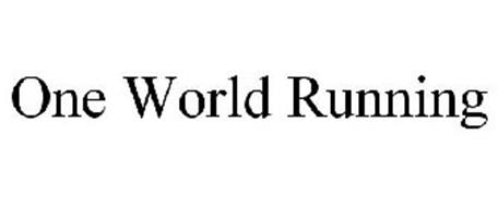 ONE WORLD RUNNING