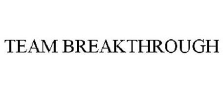 TEAM BREAKTHROUGH