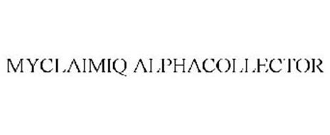 MYCLAIMIQ ALPHACOLLECTOR