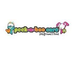 PEEK-A-BOO CAFÉ PLAYGROUND & FOOD