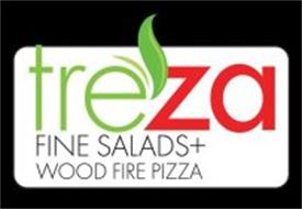 TRE'ZA FINE SALADS + WOOD FIRE PIZZA