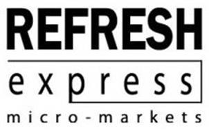 REFRESH EXPRESS MICRO-MARKETS