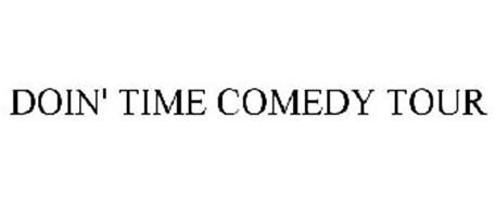 DOIN' TIME COMEDY TOUR
