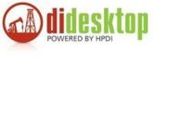 DIDESKTOP POWERED BY HPDI