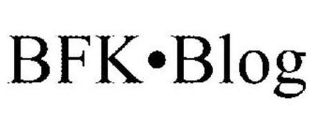 BFK BLOG