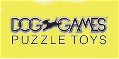 DOG GAMES PUZZLE TOYS