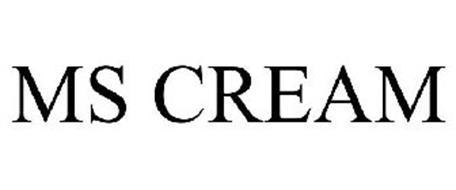 MS CREAM