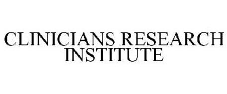 CLINICIANS RESEARCH INSTITUTE
