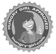 HUNGRY GIRL APPROVED HUNGRY-GIRL.COM