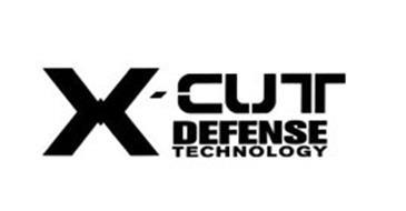 X - CUT DEFENSE TECHNOLOGY
