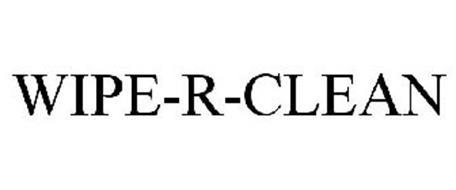 WIPE-R-CLEAN