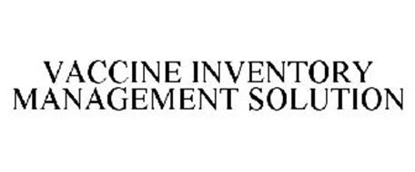 VACCINE INVENTORY MANAGEMENT SOLUTION