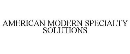 AMERICAN MODERN SPECIALTY SOLUTIONS