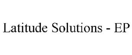 LATITUDE SOLUTIONS - EP