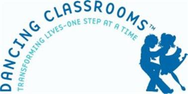 DANCING CLASSROOMS TRANSFORMING LIVES -ONE STEP AT A TIME