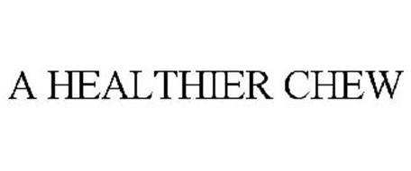 A HEALTHIER CHEW