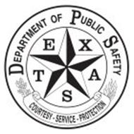 DEPARTMENT OF PUBLIC SAFETY TEXAS COURTESY SERVICE PROTECTION