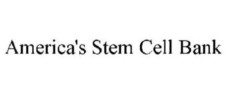 AMERICA'S STEM CELL BANK