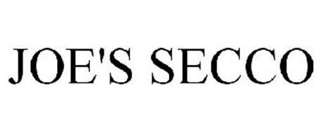 JOE'S SECCO